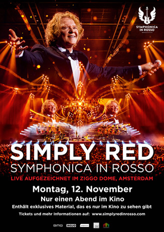 Simply Red in Rudolstadt