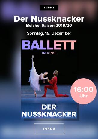 """Bolshoi Ballett 2019/20: """"Der Nussknacker"""""""