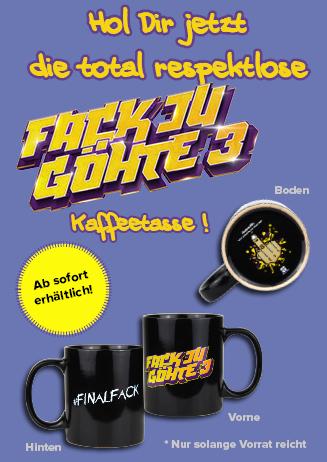 CON Fack ju Göhte Kaffetasse