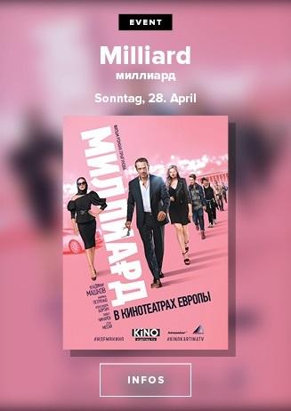 Russischer OV Film am 28.04.