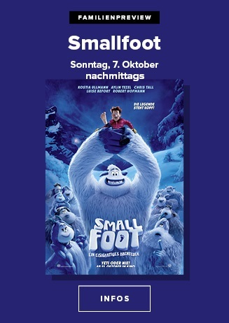 Familienpreview Smallfoot