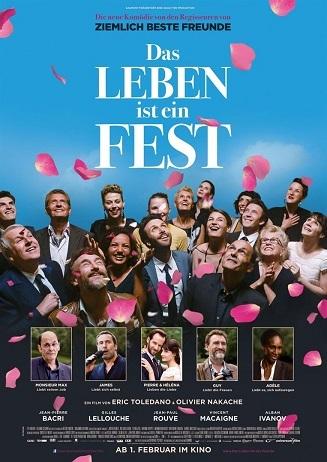 Kino für Kenner: DAS LEBEN IST EIN FEST