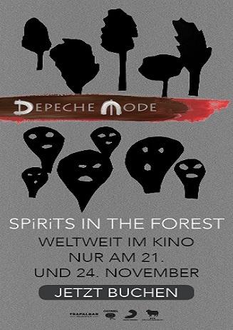 AC: Depeche Mode 21.11. + 24.11