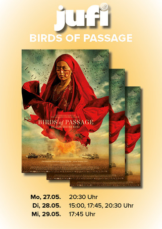 JUFI - Birds of Passage