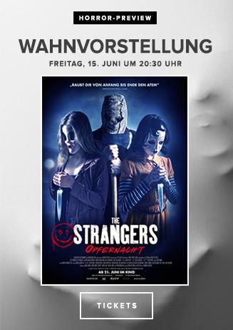 Wahnvorstellung Strangers