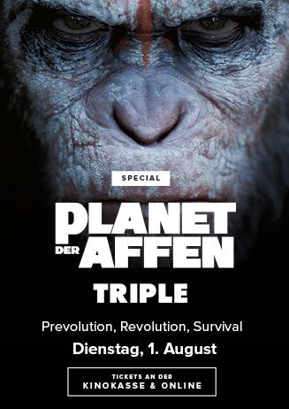 Triple Affen