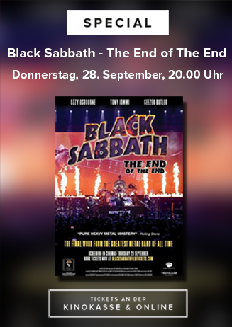 Special: Black Sabbath - The End of The End