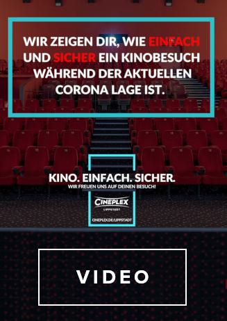 Spot Kino in Coronazeiten