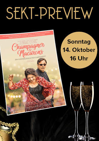"""181014 Sekt-Preview """"Champagner & Macarons..."""""""