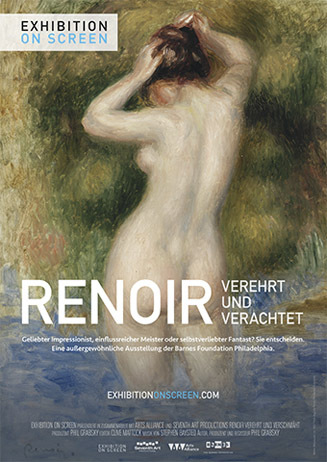 EXHIBITION ON SCREEN 2016: RENOIR, VEREHRT UND VERACHTET