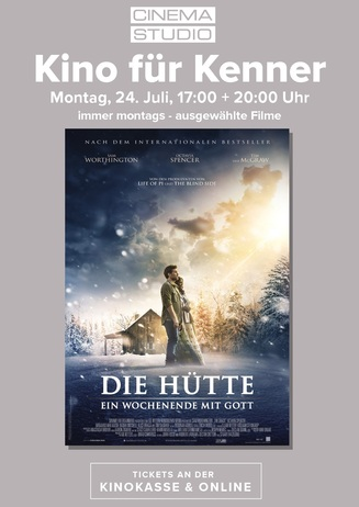 Kino für Kenner Die Hütte