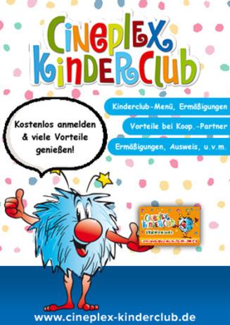 Cineplex Kinderclub