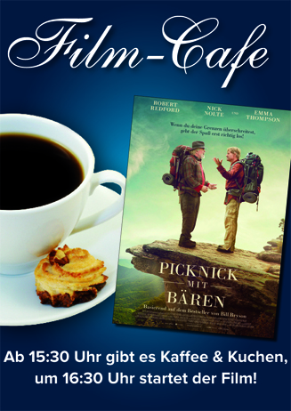 Film-Café: Picknick mit Bären