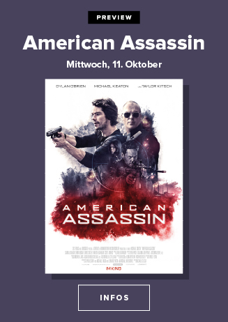 """Preview """"American Assassin"""""""