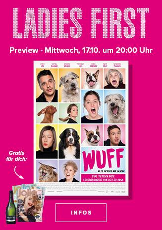 """Ladies First von  """"WUFF """""""