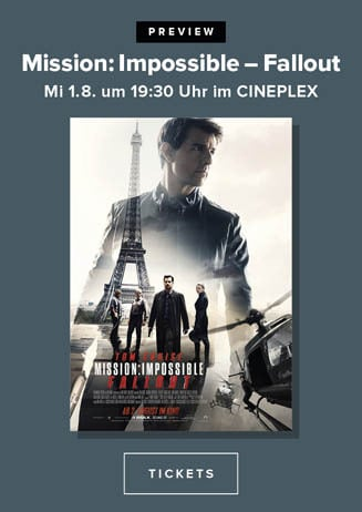 Preview: MISSION: IMPOSSIBLE – FALLOUT