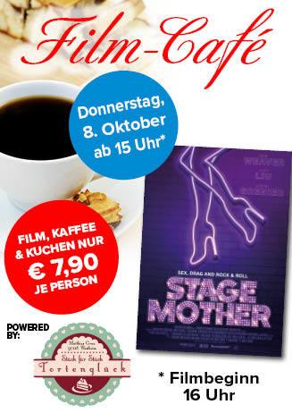 """201008 Film-Café """"Stage Mother"""""""