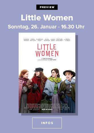 """200126 Preview """"Little Women"""""""