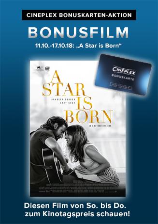 "Bonusfilm: ""A Star is Born"""