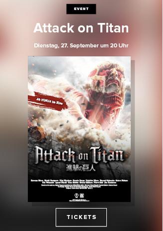 Anime Night: Attack on Titan