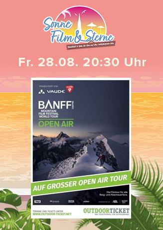 Sonne, Film & Sterne | Banff