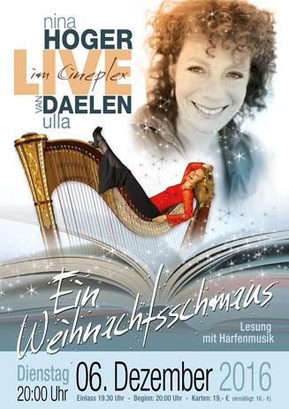 Nina Hoger Live: Ein Weihnachtsschmaus