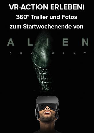 """170520 VR-Aktion """"Alien: Covenant"""""""