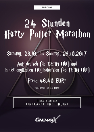 Harry Potter Marathon 2017