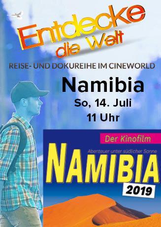 """190714 EdW """"Namibia - Der Film"""""""