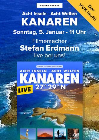 """200105 EdW """"Kanaren 27° 29° N - Acht Inseln - Acht Welten"""""""