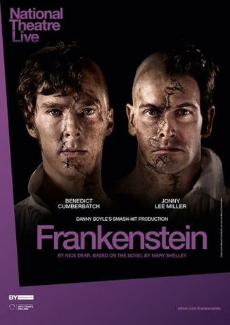 National Theatre London: Frankenstein (B. Cumberbatch)