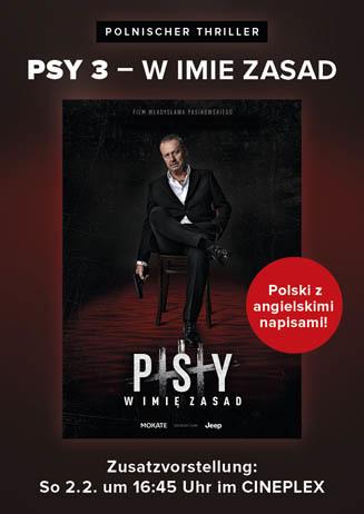Polnischer Film: Psy 3: W imie zasad
