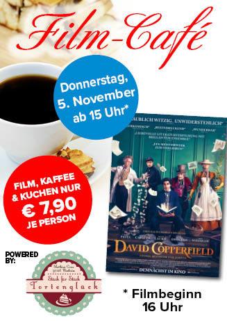 """201105 Film-Café """"David Copperfield"""""""