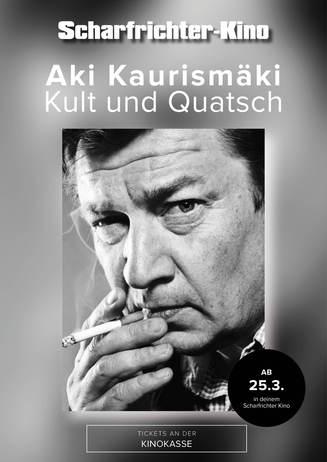 Aki Kaurismäki – Kult und Quatsch