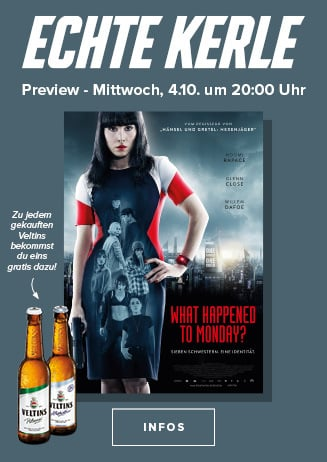 Echte Kerle: WHAT HAPPENED TO MONDAY