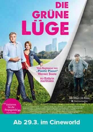 """180322 Filmstart """"Die grüne Lüge"""""""