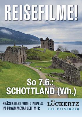 Reisefilm: SCHOTTLAND (Wh.)