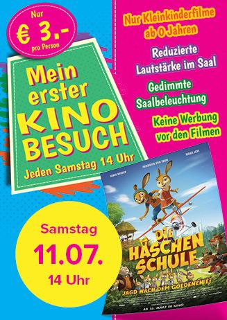 """200711 MeK: """"Die Häschenschule - Jagd nach dem goldenen Ei"""""""