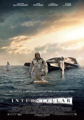 das Beste von Christopher Nolan: INTERSTELLAR