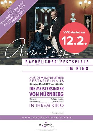 VVK-Start: Bayreuther Festspiele 2017