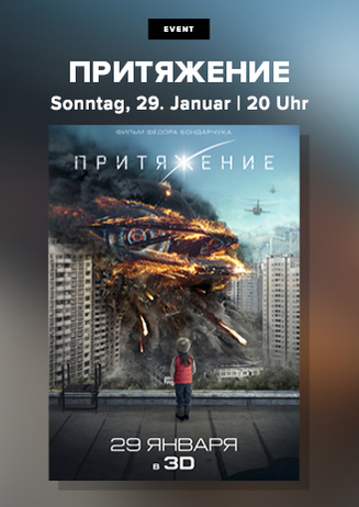 Russischer Film Anziehung