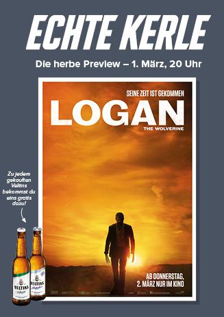 "Echte Kerle Preview ""Logan-The Wolverine"""