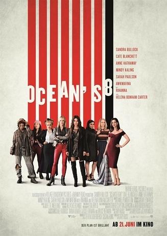 Kino für Kenner: OCEAN'S 8