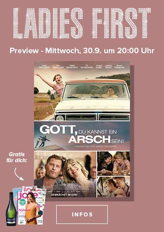 """200930 LF """"Gott, du kannst ein Arsch sein!"""""""