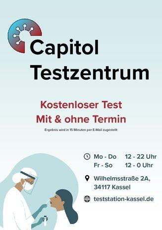Capitol Testzentrum