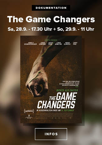"""190928+29 Special """"The Game Changers"""""""
