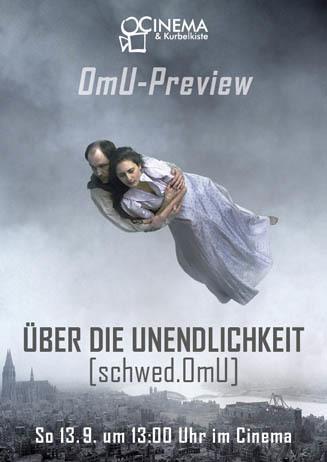 OmU-Preview: ÜBER DIE UNENDLICHKEIT