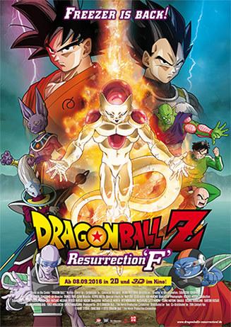 8.9. - Dragonball Z: Resurrection F