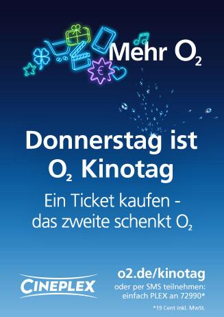 O2 - Kinotag