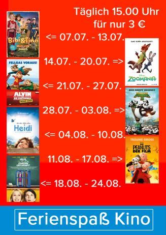 Ferienspaß Kino